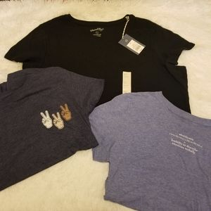 3 Shirt Bundle!